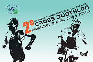 2 ème Croco - Cross Duathlon