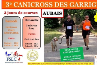 Canicross des Garrigues