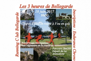 les 3H de Bellegarde